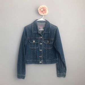 SILVER JEANS Denim Jacket, NWOT (Medium)